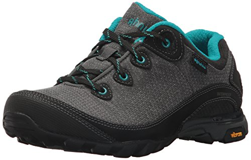 Ahnu Women's W Sugarpine II Waterproof Hiking Boot, Black, 8 Medium US