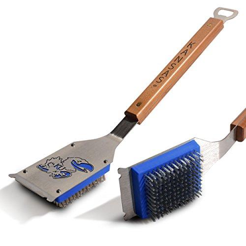 YouTheFan NCAA Kansas Jayhawks Grill Brush ()
