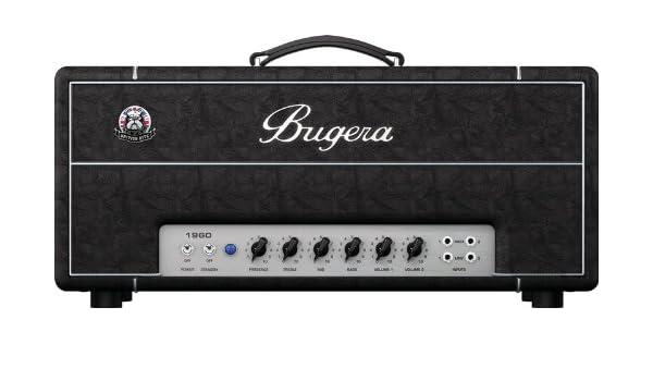 Behringer Bugera 1960 Amplificador de tubo (150 W): Amazon.es: Instrumentos musicales