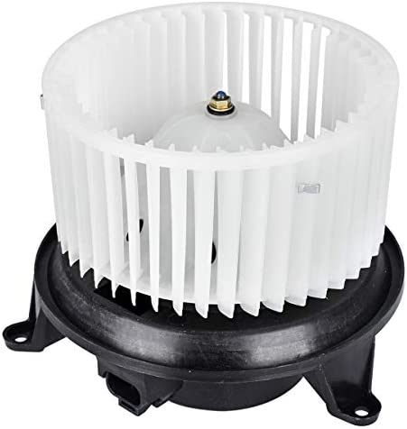 FAERSI HVAC Plastic Heater Front Blower Motor with Fan Cage Compatible with 2004-2010 Infiniti QX56 2005-2015 Nissan Armada 2004-2008 Nissan Titan 2004 Nissan Pathfinder Replaces 700174 27226ZH00A