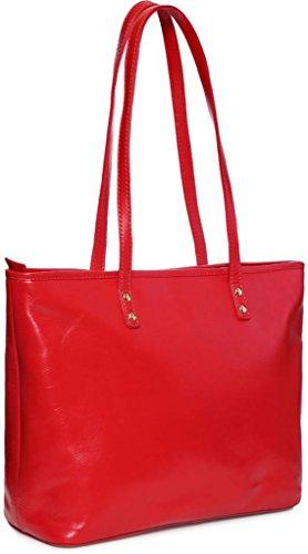 LAVERI ,  Damen Tasche rot