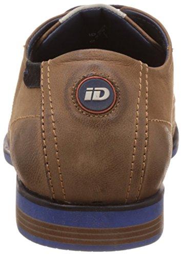 Sneakers In Pelle Da Uomo