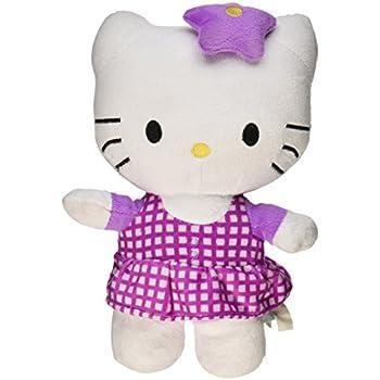 Hello kitty 6 baby plush dress-me