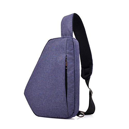 BETTERLE - Bolso al hombro de Lona para hombre Azul