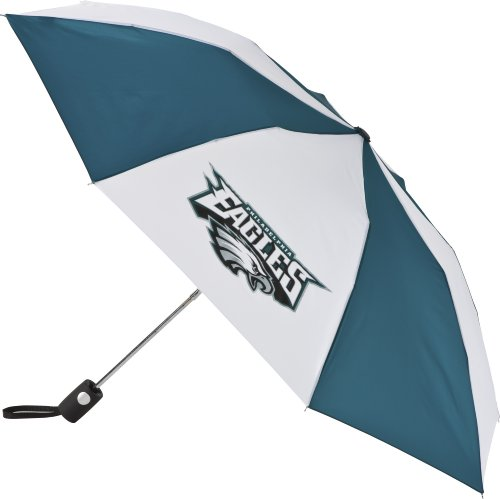 NFL Philadelphia Eagles Auto Folding Umbrella -