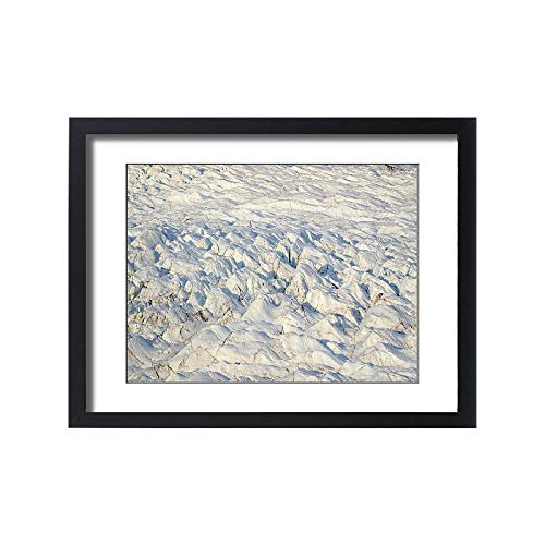 - Media Storehouse Framed 24x18 Print of Russell Glacier at Greenland Ice Sheet, Kangerlussuaq, Greenland (18241929)