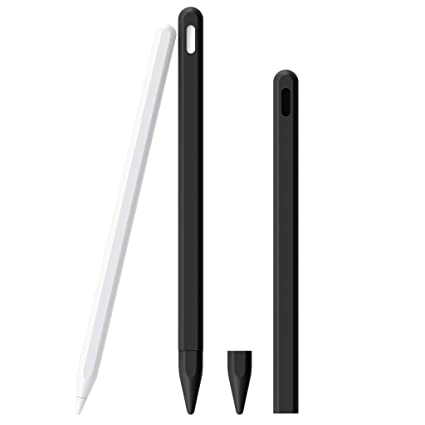watch dc1d2 ddb66 Sdoveb Silicone Case for Apple Pencil 2nd Generation Pen Nib Protector  Silicone Sleeve iPencil 2 Gen Grip Skin Cover Holderfor iPad Pro 11 12.9  inch ...