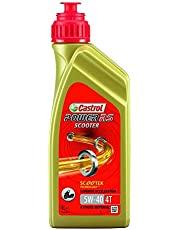 Castrol 1848007 Power RS Scooter olie 4T 5W40, 1 Liter