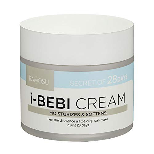 [RAMOSU] 28 Days i-Baby Cream Facial Moisturize and softens | Keep skin hydrated with pure formula with mom