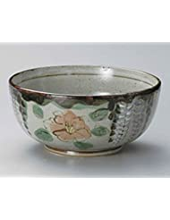 Wisteria 6 9inch Set Of 10 Ramen Bowls Grey Ceramic Made In Japan