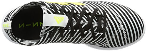 adidas Herren NEMEZIZ 17.4 Tr Fußballschuhe Mehrfarbig (Core Black/Solar Yellow/Ftwr White)