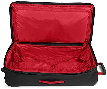 33 L Noir Blakout Stripe Red 51 cm Eastpak TrafIk Light S Valise