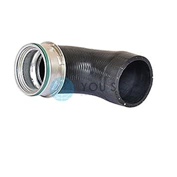 3C0145838D Turboschlauch Ladeluftschlauch Innendurchmesser 55//55 mm