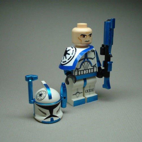Clone Rex Arc Trooper Commander mini Figure