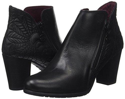Nero negro Donna Stivali Desigual frida Chelsea Shoes Lottie xYq6nFwPgn