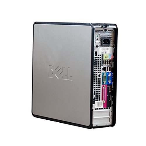 VAR7802 Dell Optiplex 780 SFF Desktop Business Computer PC (Intel Dual-Core Processor 8GB