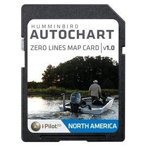 Electronics Line - Humminbird Electronic Chart, Autochart Xero Line