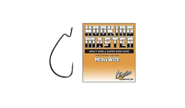 Varivas Hooking Master Worm Hook Heavy Wide Size 4//0 0640