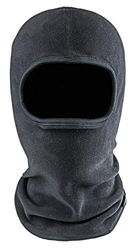 Bula Fusion Micro Fleece Balaclava, Black, Large/X-Large