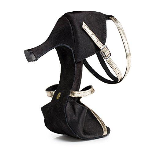 Minitoo Jazz 7 Modern amp; 5cm Heel femme Black qBr6qAxCn
