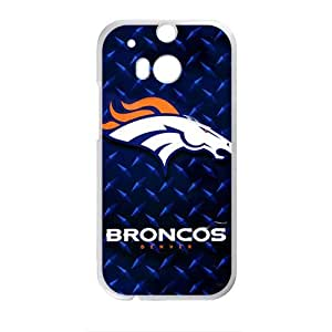 NFL Broncos Cell Phone Case for HTC One M8