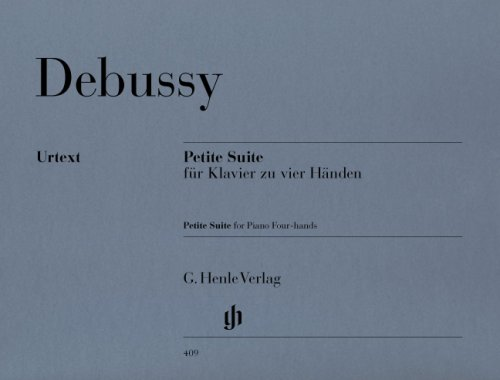Debussy: Petite Suite (for Piano, 4 Hands) Petits Duos