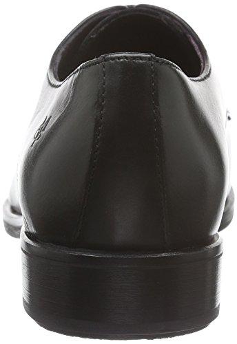 Schnürschuh Nero Black Uomo Stringate Derby OPolo Scarpe 990 Marc Pc4wYT5qR