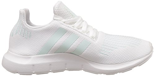 Run Blanc Femme Swift grey Mint Adidas ice White footwear Basses One n1fa4U