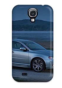 Awesome 2014 Volvo S80 Flip Case With Fashion Design For Galaxy S4