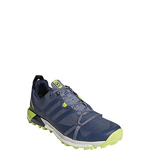 Adidas Outdoor Mens Terrex Chaussures Agraviques Acier Brut / Acier Brut / Col. Marine