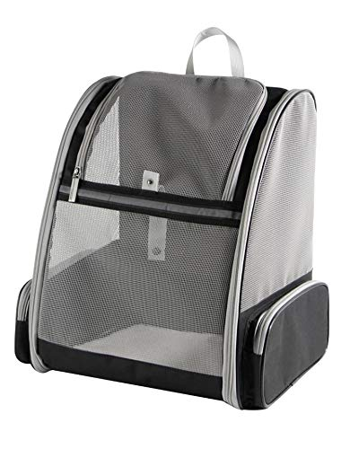 Pet Carrier Backpack Soft Sided Breathable Cat Dog Pet Travel Bags Designed for Travel, Hiking, Walking & Outdoor Use