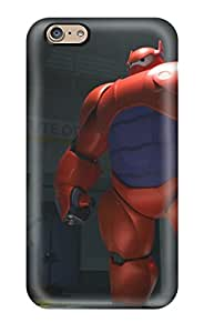 Hard Plastic Iphone 6 Case Back Cover,hot Big Hero 6 Case At Perfect Diy