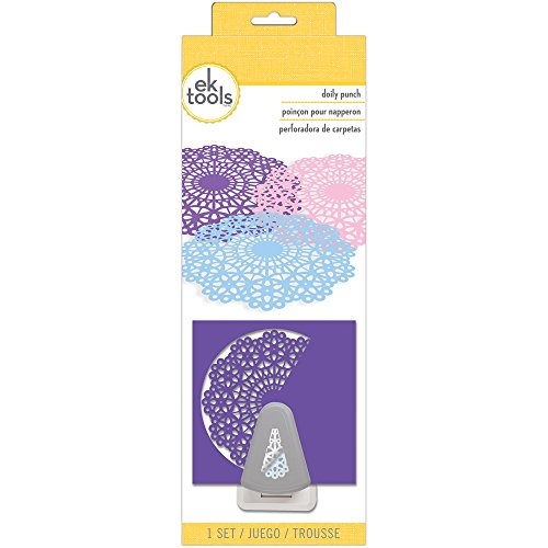 EK Success EKS5453000 Ek Punch Doily Eyelet - Martha Stewart Border
