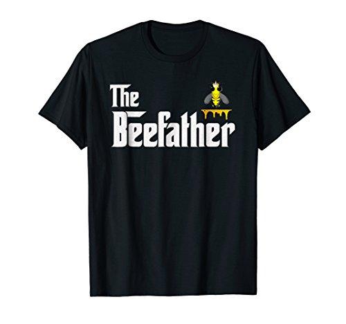 Beekeeper gift t-shirt honey bees, BeeFather funny tee