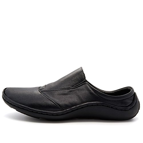 London Footwear Jos, Men's Sandals Black