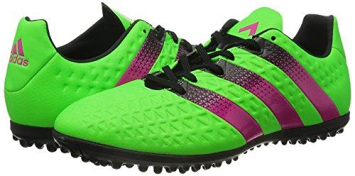 Ace fútbol Rosimp Botas para Adidas Versol 16 Verde Hombre Rosa Negro de TF Negbas 3 YORawdq
