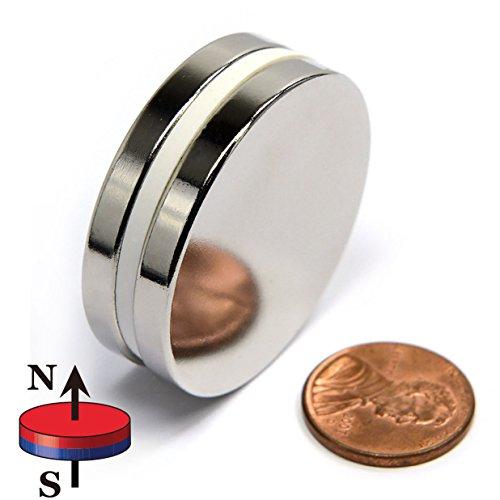 Neodymium Disc Magnets 1.5 x 3/16