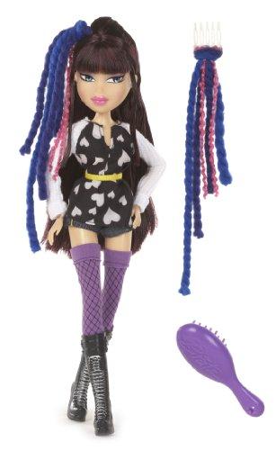 Bratz Twisty Style Doll - Jade