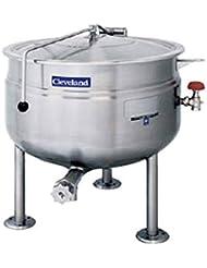 Cleveland KDL150F 150 Gallon Capacity Direct Steam Kettle