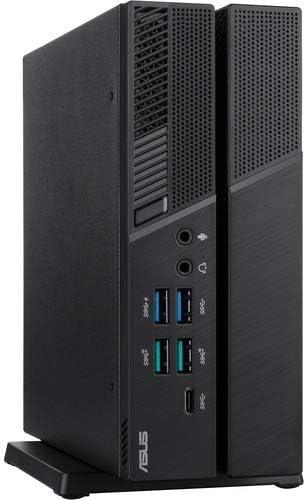 Asus PB60G-B5015ZD Desktop Computer – Core i5 i5-8400T – 16 GB RAM – 512 GB SSD – Mini PC – Black – Windows 10 Pro 64-bit – NVIDIA Quadro P620 – Wireless LAN – Bluetooth