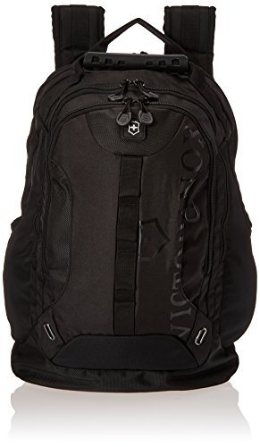 Victorinox Vx Sport Trooper Laptop Backpack, Black Logo