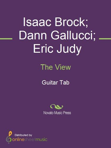 The View by [Dann Gallucci, Eric Judy, Isaac Brock, Modest Mouse]