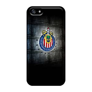 Great Hard Phone Cases For Iphone 5/5s (ArK16092eCzS) Customized High Resolution Chivas Pattern