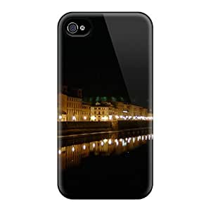 New Style Luoxunmobile333 Arno River Florence At Night Premium Covers Cases For Iphone 6plus