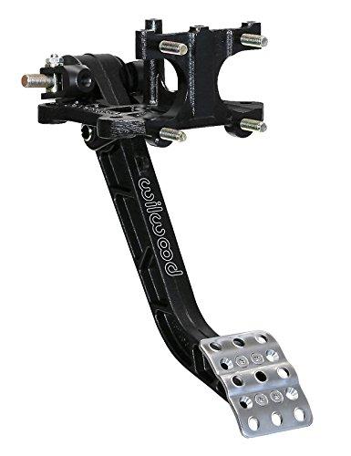 Wilwood 340-13837 Brake Pedal (Reverse Swing Dual Master Cylinder) by Wilwood