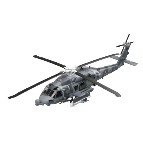 "Easy Model HH-60H""Seahawk"" Helicopter Model Building Kit"