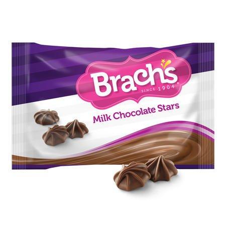 Brach's Milk Chocolate Stars 12 oz (Brachs Chocolate Stars)