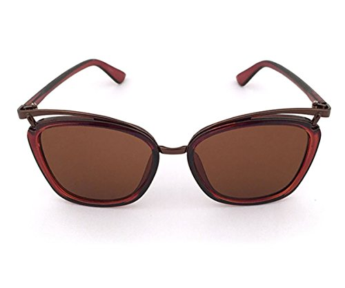 Heartisan Special Full Frame Anti-UV Flash Mirror Unisex Sunglasses - Sunglasses Cents 99