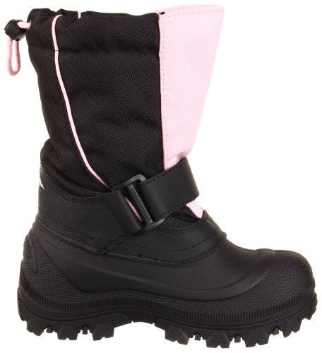 Boot Quebec Big pink Kid Tundra Black Little Toddler Kid RZpWnCxvqw