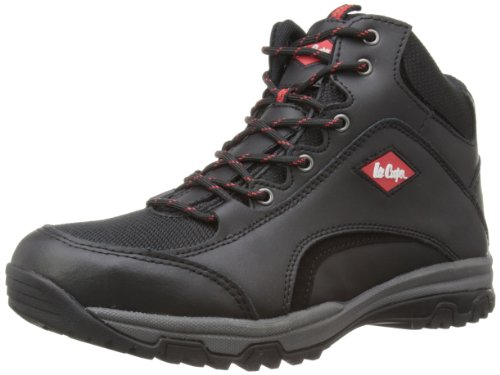 Lee Cooper Workwear S3 Water Resistant Leather Boot, Chaussures de sécurité Adulte Mixte